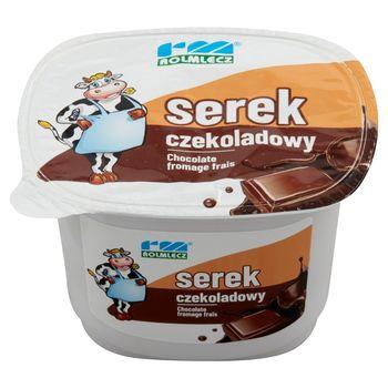 Rolmlecz Serek czekoladowy 200 g