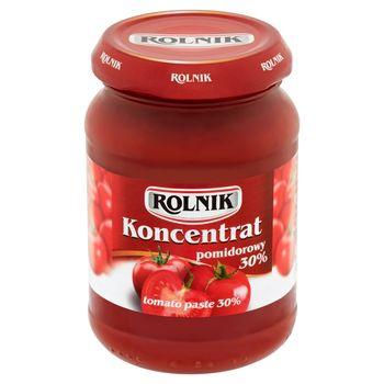 Rolnik Koncentrat pomidorowy 30% 200 g