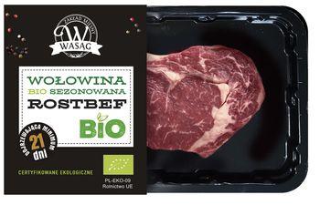 Rostbef wołowy sezonowany Bio