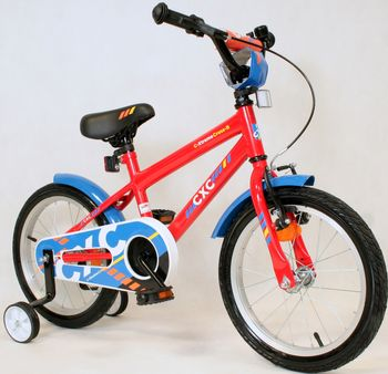 Rower dziecięcy MIDEX 16 Boy