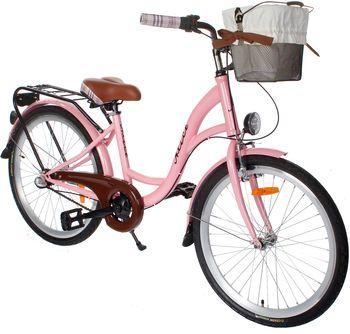 Rower miejski GREEN BIKE 26 CTB 3B Shimano Alice Koszyk Metalowy (mix) RAL022603-811701