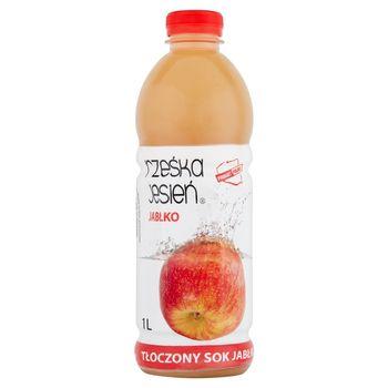 Rześka Jesień Tłoczony sok jabłkowy 1 l