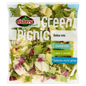 Eisberg Green Picnic Salsa mix Mieszanka świeżych krojonych warzyw 180 g