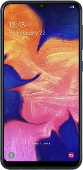 SAMSUNG Galaxy A10 32 GB Czarny