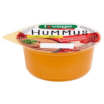 Sante Hummus z suszonymi pomidorami 115 g