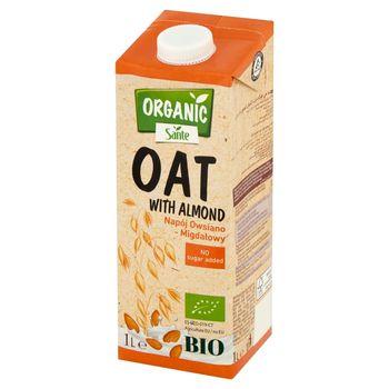 Sante Organic Napój owsiano-migdałowy 1 l