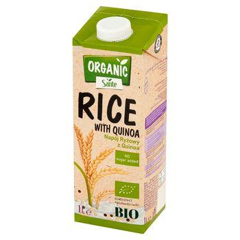 Sante Organic Napój ryżowy z quinoa 1 l