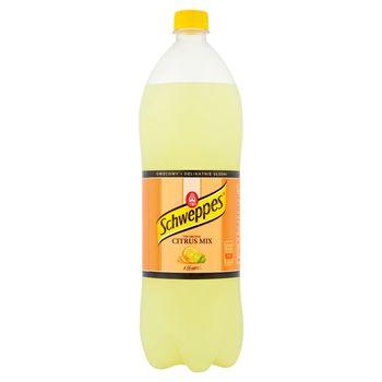 Schweppes Citrus Mix Napój gazowany 1,4 l