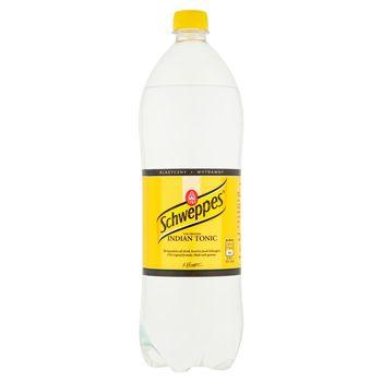 Schweppes Indian Tonic Napój gazowany 1,4 l