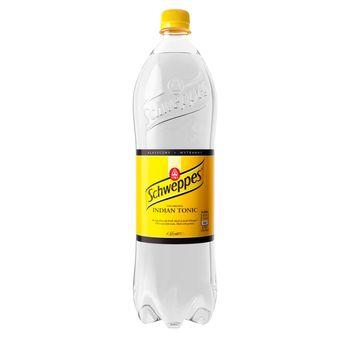 Schweppes Indian Tonic Napój gazowany 1,35 l
