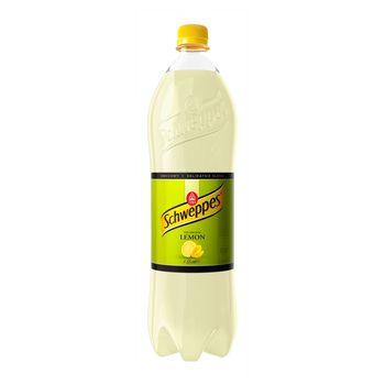 Schweppes Lemon Napój gazowany 1,35 l
