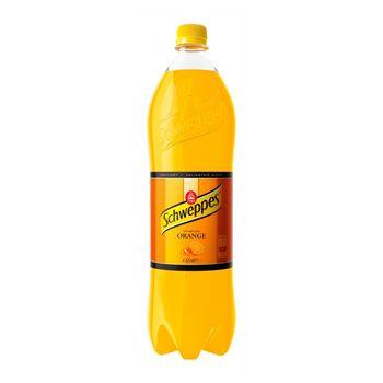 Schweppes Orange Napój gazowany 1,4 l