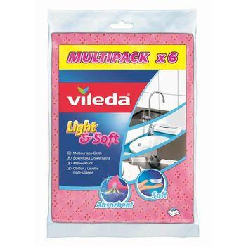 Ściereczki VILEDA Light&Soft