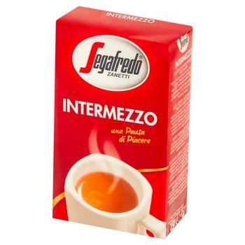 Segafredo Zanetti Intermezzo Kawa palona mielona 250 g