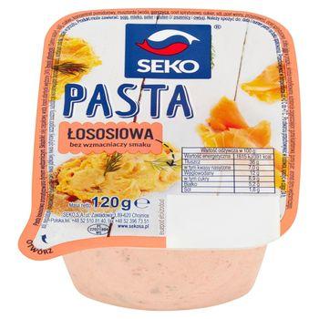 Seko Pasta łososiowa 120 g