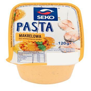 Seko Pasta makrelowa 120 g