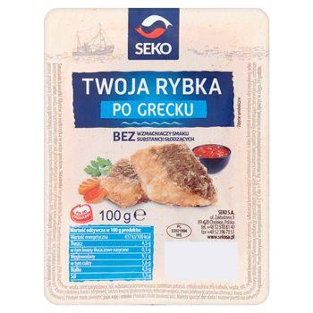 Seko Twoja rybka po grecku 100 g