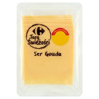 Carrefour Targ Świeżości Ser gouda 150 g