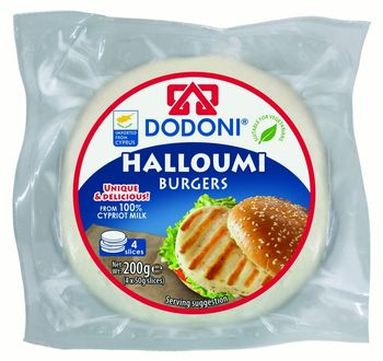 Ser Halloumi Bugers 200 g