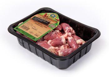 """Serca z kurczaka z chowu wybiegowego """"Jakość z Natury Carrefour"""""""