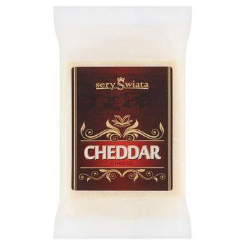 Sery Świata Ser Cheddar 250 g