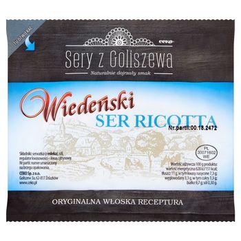 Sery z Goliszewa Ser ricotta wiedeński