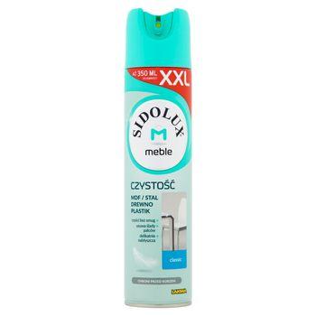 Sidolux M Meble Classic Aerozol przeciw kurzowi 350 ml