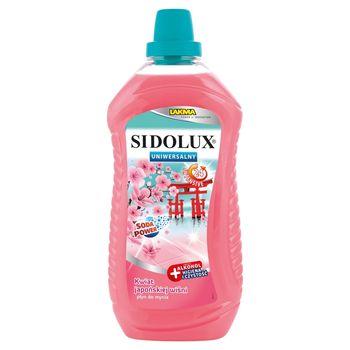 Sidolux Uniwersalny Płyn do mycia kwiat japońskiej wiśni 1 l
