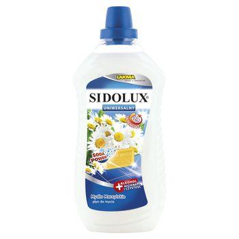 Sidolux Uniwersalny Płyn do mycia mydło marsylskie 1 l