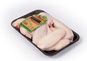 """Skrzydła z kurczaka z chowu wybiegowego """"Jakość z Natury Carrefour"""""""