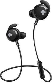 Słuchawki bezprzewodowe dokanałowe Philips SHB4305BK