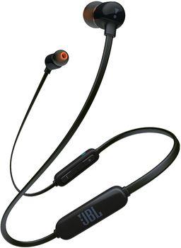 Słuchawki bezprzewodowe z mikrofonem JBL T110BT Czarny T110BTBLK