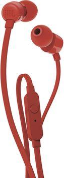 Słuchawki JBL T110 Czerwony