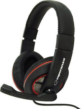 Słuchawki na głowę ESPERANZA EH118