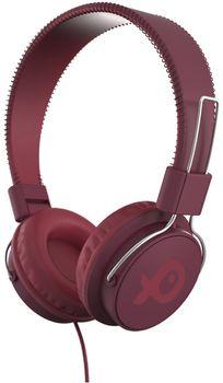 Słuchawki POSS PSH186PR Bordowy
