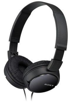 Słuchawki SONY MDR-ZX110 Czarny