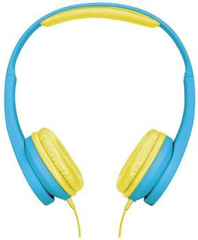 Słuchawki TRUST Bino Kids Niebiesko-żółty 22489