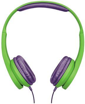 Słuchawki TRUST Bino Kids Zielono-fioletowy 22490