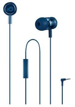 Słuchawki z mikrofonem POSS PSINTM02BU-18
