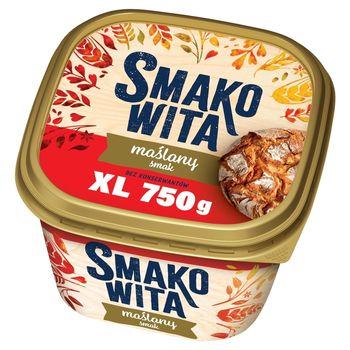 Smakowita Margaryna maślany smak 750 g