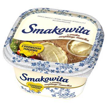 Smakowita Margaryna o smaku swojskiego masełka 450 g