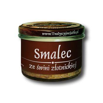 SMALEC ZE ŚWINIOBICIA 160 g