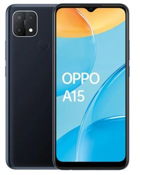 Smartfon OPPO A15 2/32GB DualSIM LTE czarny