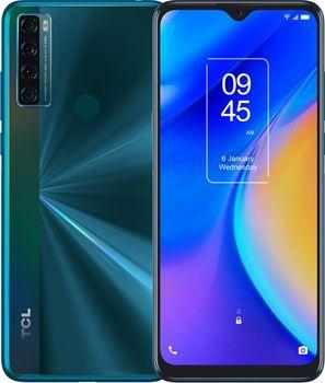 Smartfon TCL 20 SE 64GB Zielony