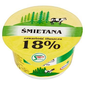 Śmietana 18% 180 g