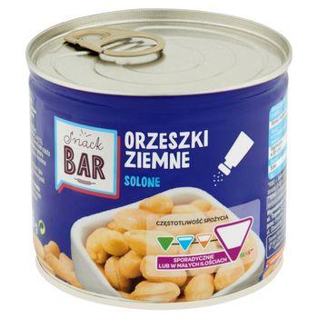 Snack Bar Orzeszki ziemne solone 150 g