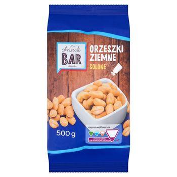 Snack Bar Orzeszki ziemne solone 500 g