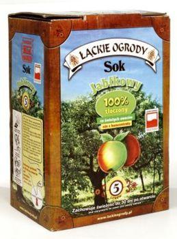Sok jabłkowy 5l
