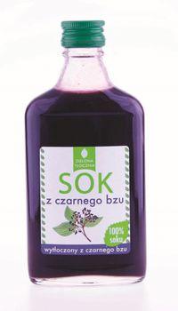 Sok z czarnego bzu 200 ml