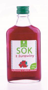 Sok z żurawiny 200 ml